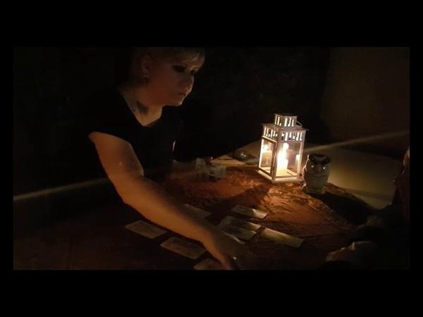 Гадание при свечах по родовой программе
