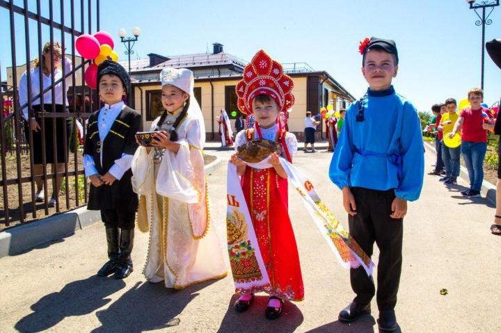 Новый Дом культуры открылся в КЧР на территории Прикубанского района
