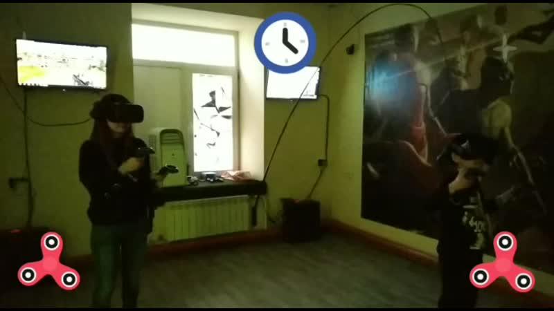 Игры вместе с племянниками детьми братьями и сестрами делают наших гостей счастливее Якутск Якутия vr nord виртуальнаяре