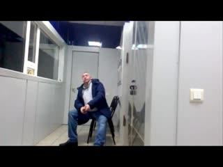 Неадекватный пассажир в Норильске