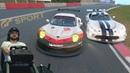 Зелёный АД Гонка на выносливость Финальное испытание GT Sport