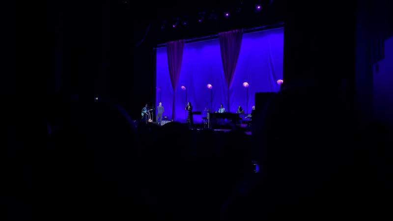Lea Michele Darren Criss LMDC tour London - Suddenly Seymour