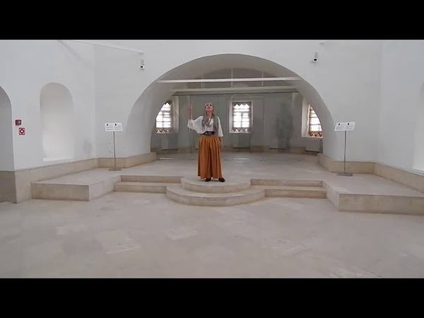RA-SHEEBA ACTIVATES A HOLOGRAPHIC SOUNDING THE RESTORED TEMPLE IN BULGAR