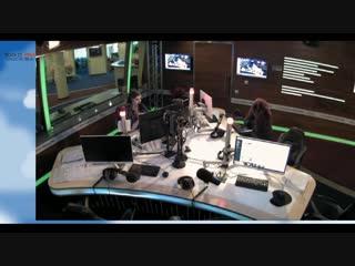 Разговор Ани Каверинои и Вики Цыгановои на Радио Шансон