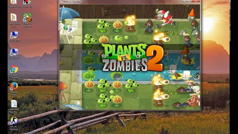 How to download Plant v s Zombie2