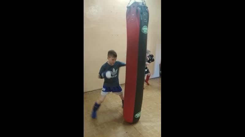 Live Kickboxing К 1 and Muay thay Cherepovets TEAM