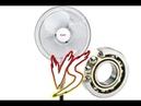 Modifikasi kipas angin Cosmos menggunakan Ball Bearing