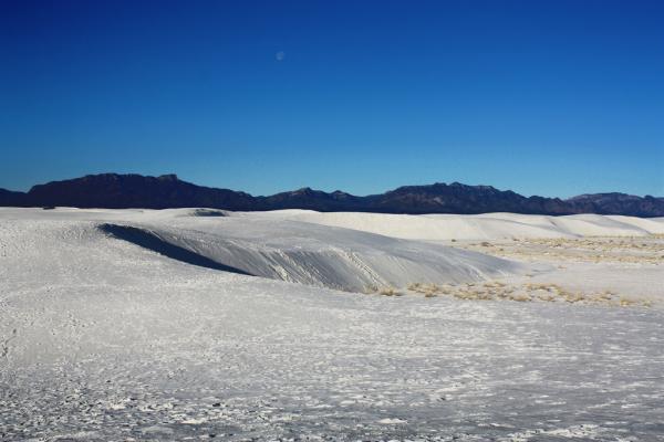 Гипсовая пустыня. Самая белая пустыня мира