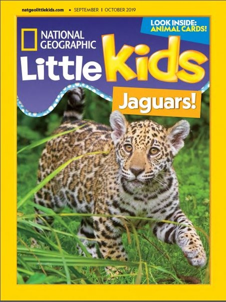 2019-09-01 National Geographic Little Kids