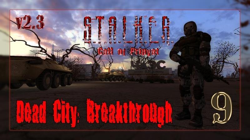 S.T.A.L.K.E.R. Dead City: Breakthrough (v 2.3) 9