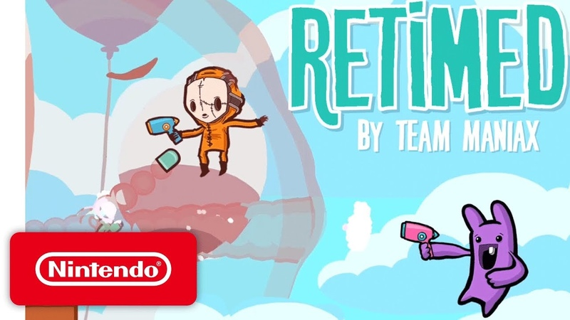 Retimed Launch Trailer Nintendo Switch