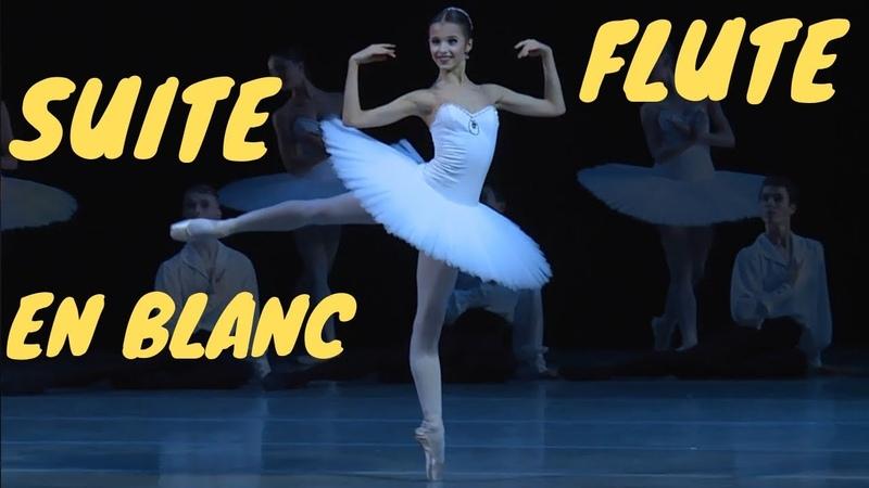 Maria Khoreva Suite en blanc ballet Flute
