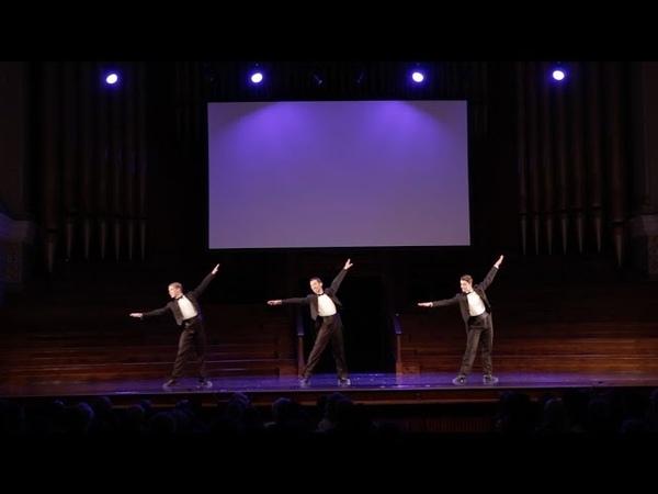 S'Wonderful George Gershwin Tap Dance for Queensland Ballet's 2016 season launch