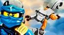 НИНДЗЯГО Злая МАКАКА Пятая серия лего ниндзя Скайбаунд Мультик LEGO Ninjago Skybound на игры с Юл