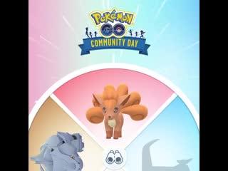 День голосования в pokemon go
