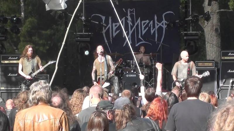 HELHEIM- Jernskogen (KILKIM ŽAIBU 2012.06.23.)Viking/Black Metal(Norway)