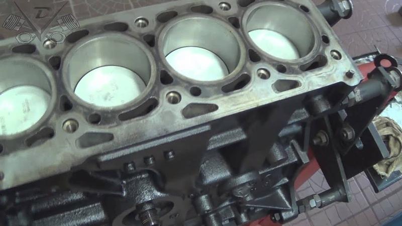 Oficina Mecânica Gol G4 1 0 8v EA111 2008 Montagem do Motor