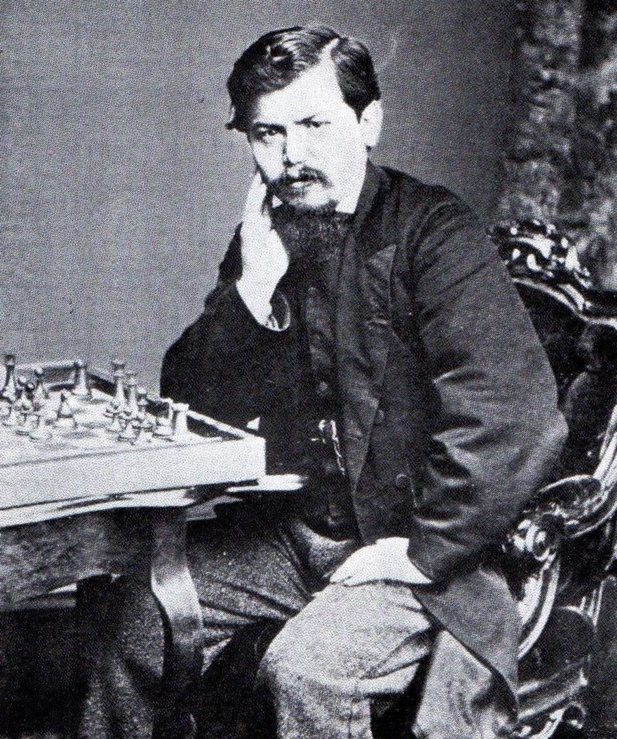 Вильгельм СТЕЙНИЦ, изображение №2
