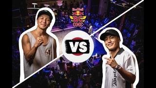 B-Boy Nori vs. B-Boy Shigekix | Red Bull BC One Cypher Japan 2019 Final  |