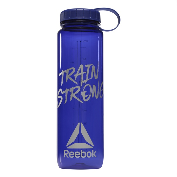 Бутылка для воды Train Strong Wide Mouth 1 л