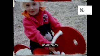 Family Holiday to France 1999, Home Movies, HD