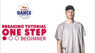 B-Boy Menno Breaking Tutorial #1 | One Step Beginner |