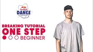 B-Boy Menno Breaking Tutorial #1 | One Step Beginner |