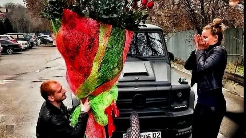 Ты одна мне подарена Богом! сл Галина Шишина,муз и исп Николай Ильин,монтаж Вале