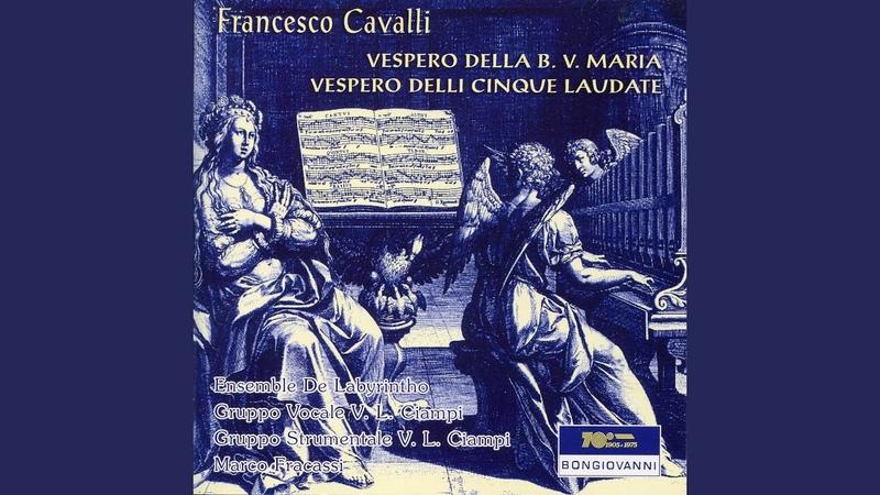 Vespero delle cinque Laudate ad uso della cappella di S Marco (arr. F. Bussi for choir) :...