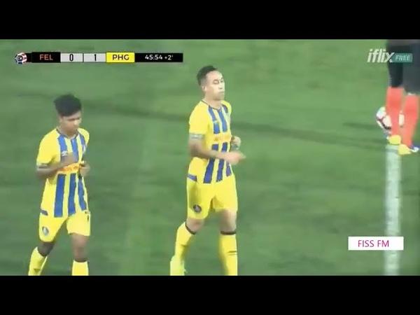 Felda United VS Pahang FA 1 3 HIGHLIGHTS ALL GOALS 30 03 2019