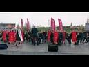Иду домой Война Ульяна Ми с военным оркестром в парке Зарядье 03 08 19 спасскаябашня2019
