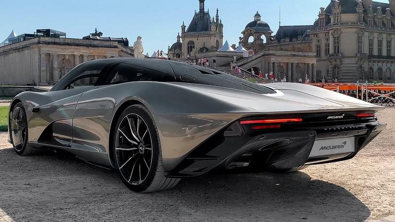 McLaren Speedtail 2020 Excellent Hypercar!