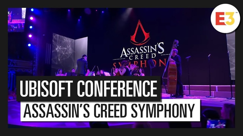 Assassin's Creed Symphony E3 2019 Conference Presentation