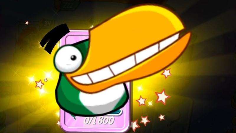 ХЭЛ с мультика Angry Birds 2 18 Кид открыл новую птичку. Энгри бердс против босса на крутилкины