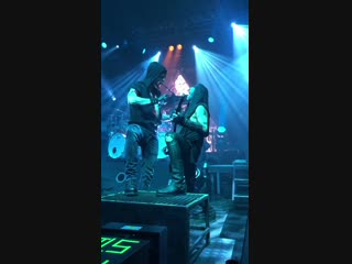 Behemoth feat. Niklas Kvarforth - A Forest (The Cure cover) [Live at Merry Christless, Progresja, Warszawa, ]