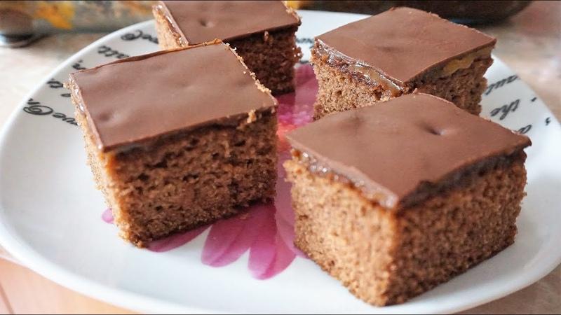Всё смешал и готово!Чудесный шоколадный пирог-пирожное МЕДОВОЕ СЕРДЦЕ/Medeno srce