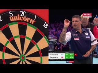 Scotland vs Denmark (PDC World Cup of Darts 2019 / Round 1)