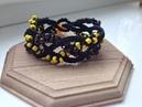 DIY Как сделать браслет Шамбала 'Shamballa bracelet