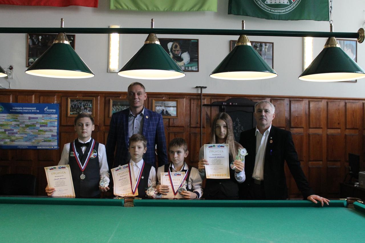 призёры рязанских надежд