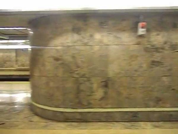 Metro de Madrid Línea 6 Anden 1 O'Donnell Manuel Becerra