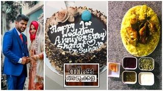 Special day - wedding anniversary | Nisha Kitchen | Video-183