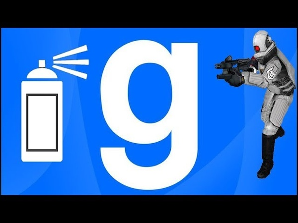 Обзор Аддонов в Garry's Mod. Combine Suits 2.0, Graffiti Swep! 1