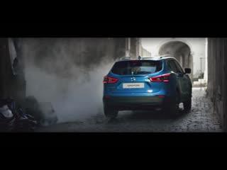 Новый Nissan Qashqai. Рекламный ролик