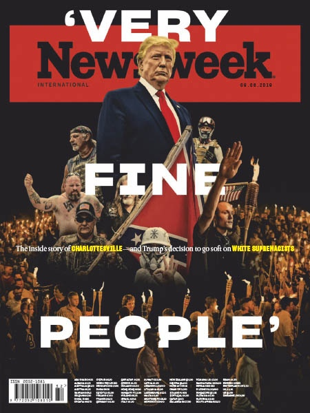 Newsweek Int 9.08.2019