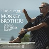 10 августа / Monkey Brothers / Zinger Club