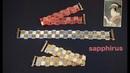 【ビーズステッチ】竹ビーズで作る市松模様のブレスレット☆作り方 Checkered Pattern Bracelet. Traditional Japanese pattern Ichimatsu