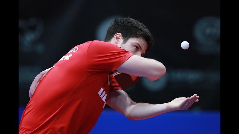 Dimitrij Ovtcharov vs Vladimir Samsonov ETTC 2018