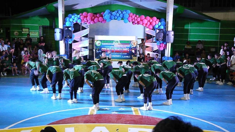 Ruthless Comrades STEP UP 2 D DANCEFLOOR Season 6 MarickSubd Covered Court Cainta Rizal