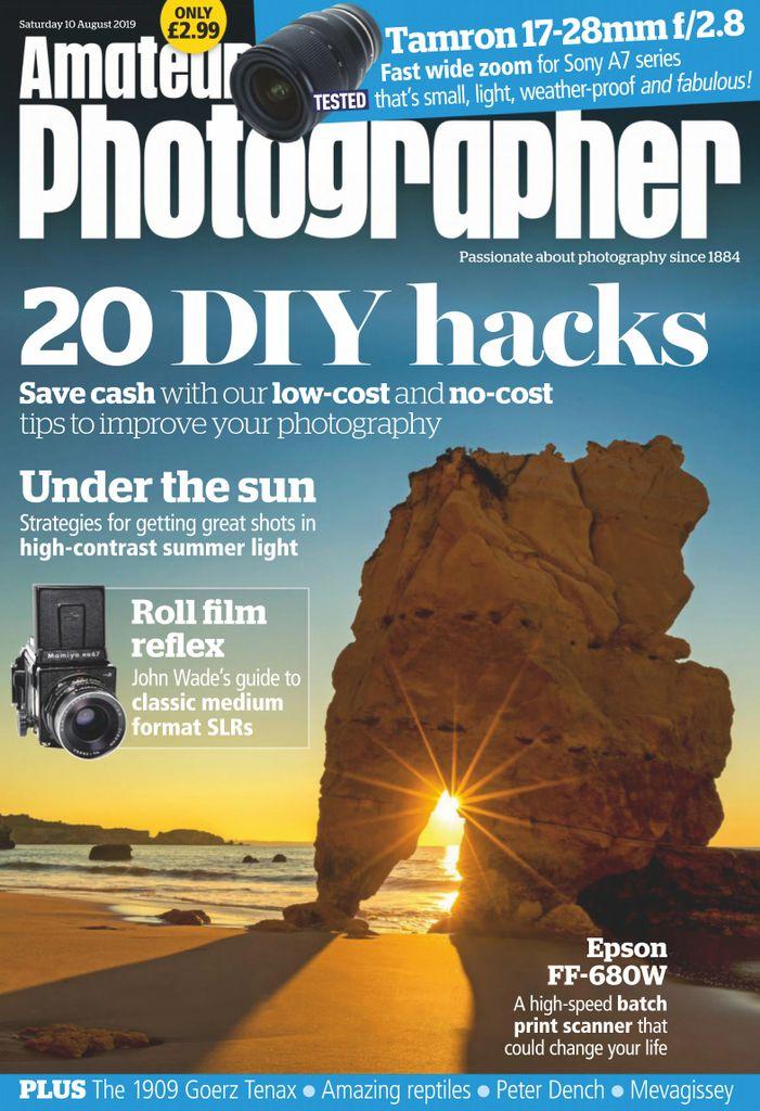 Amateur Photographer – 16 August 2019
