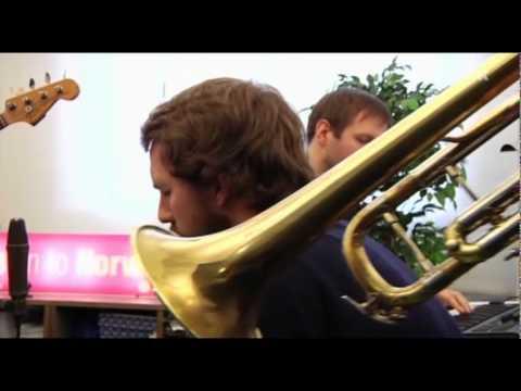 Kontorkonsert med Mathias Eick